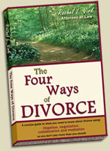 The Four Ways of Divorce by Rachel Virk